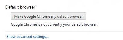 Google Chrome Metro para Windows 8 Picture3