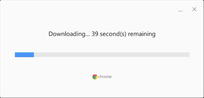 tornar o Google Chrome mais rápido no Windows 10
