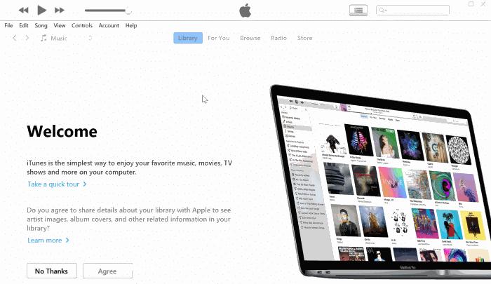 reparar e redefinir o iTunes no Windows 10 pic4