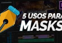 5 JEITOS DA HORA DE USAR MASK NO ADOBE PREMIERE