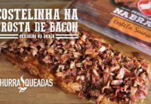 Costelinha na Crosta de Bacon I Churrasqueadas
