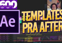 3600 ANIMAÇÕES PRONTAS para After Effects - CREATE PACK
