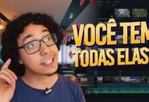 AS 6 MAIORES QUALIDADES DE QUEM EDITA VÍDEOS!