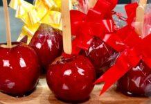 Calda especial para maçã do amor -    CHEF LÉO OLIVEIRA
