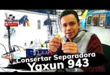 Como Reparar Resistencia Separadora Yaxun 943 sem trocar