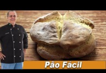 Pão Fácil - Chef Taico
