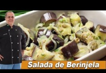 Salada de Berinjela - Chef Taico