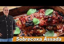 Sobrecoxa Assada - Chef Taico