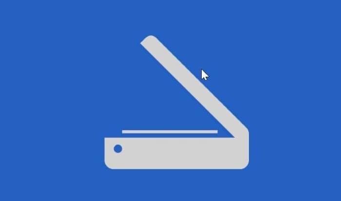 alterar as configurações de digitalização no Windows 10 pic01