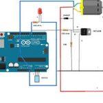 Circuito regulador automático de temperatura com Arduino