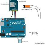 Circuito de alerta GSM Fire SMS usando Arduino