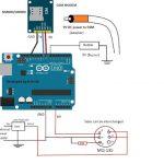 Circuito de alerta de SMS de vazamento de GLP com Arduino e MQ-135