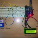 Como fazer um voltímetro DC com Arduino
