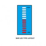 Como fazer um circuito de medidor de poluição do ar LED