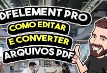 Como editar, assinar e converter arquivos PDF no PDFelement Pro