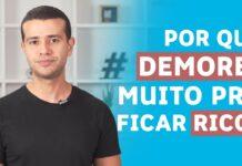 COMO FICAR RICO MUITO MAIS RÁPIDO DO QUE EU