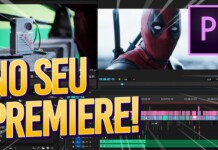 PRESET do DEADPOOL GRÁTIS no ADOBE PREMIERE - Camera Shake
