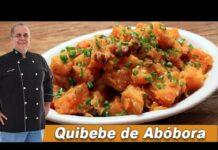 Quibebe de Abóbora - Chef Taico
