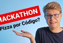 Hackathon é DESCULPA para trocar PIZZA por CÓDIGO??? (feat Shawee)
