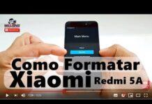 Hard Reset Xiaomi Redmi 5A, Como Formatar, Restaurar
