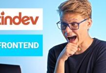 Programei o Frontend do Tinder para Developers (FORAM MUITO INTELIGENTES)