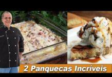 Duas Panquecas Incríveis do Chef Taico