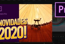 NOVIDADES do ADOBE PREMIERE 2020 - testamos o AUTO-REFRAME!