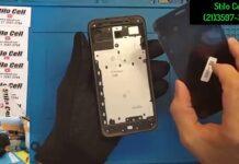 Samsung Galaxy J2 Core troca do frontal