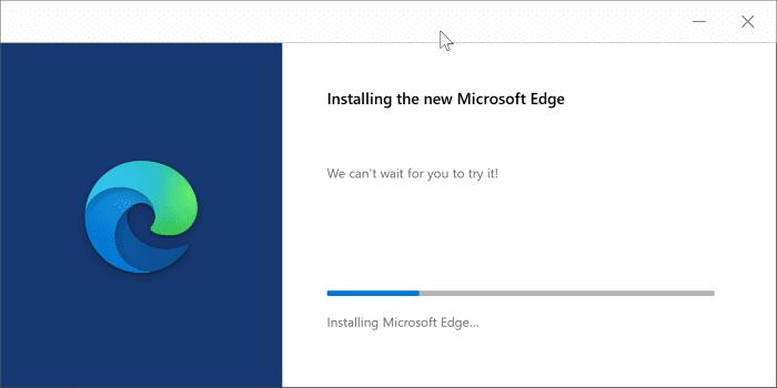 instalar microsoft edge no Windows 10 pic1