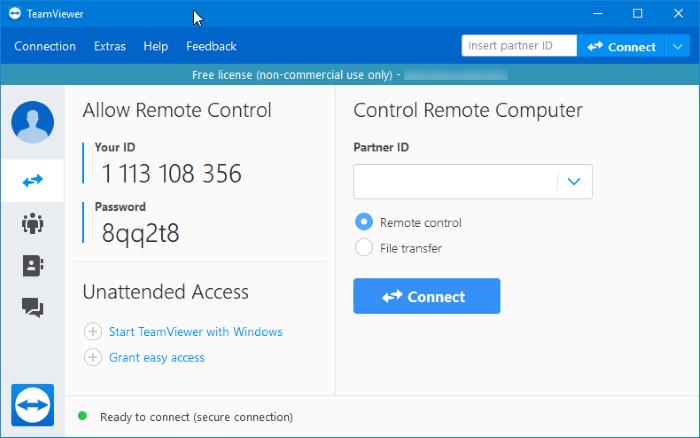 Download teamviewer 14 grátis para Windows 10